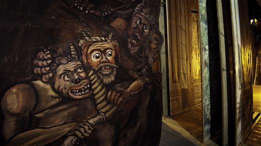 Bild för Teaterspöken och scengastar, 2019-10-28, Temavisningar