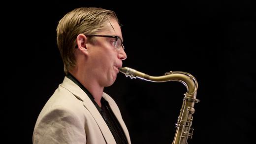 Bild för Fredrik Lindborg Trio med stråkkvartett, 2019-09-27, Jönköpings Teater