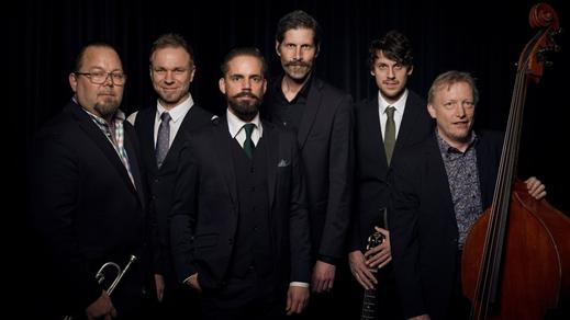 Bild för JazzCorner - Second Line Jazzband, 2021-10-21, Varbergs Teater