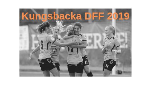 Bild för Kungsbacka DFF - Vittsjö GIK, 2019-09-07, Påskbergsvallen