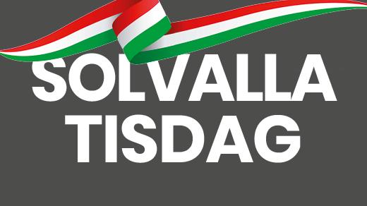 Bild för Solvallatisdag med Italiensk afton på Kongressen, 2019-05-07, Solvalla