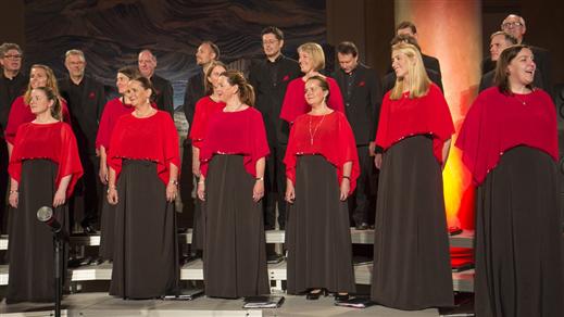 Bild för Vinterfantasi - en julkonsert, 2018-12-20, Ersta kyrka