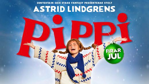 Bild för Astrid Lindgrens PIPPI firar jul, 2019-12-21, Intiman