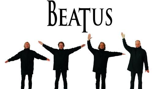 Bild för BeatUs - Plays The Beatles!, 2019-09-21, Folkan Teater