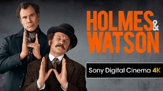 Bild för Holmes & Watson, 2019-01-06, Kulturhuset i Svalöv