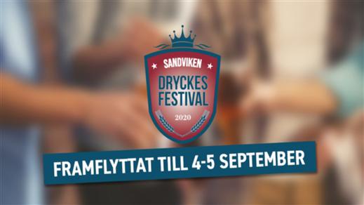 Bild för Sandvikens Dryckesfestival, 2020-09-04, Göransson Arena Sport #2
