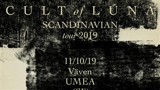 Bild för Cult of Luna, 2019-10-11, Väven