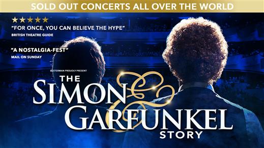 Simon & Garfunkel Story - Folkets Hus - Umeå - 13 november 2021