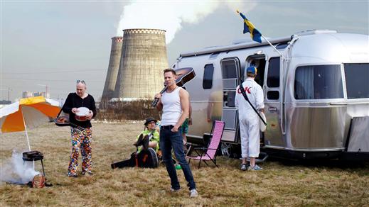 Bild för Björn Rosenström och det jävla bandet Lunedet, 2019-07-26, Lunedet Camping Cafe Restaurang