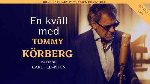 Bild för Tommy Körberg - Nässjö, 2021-09-09, Kulturhuset Pigalle