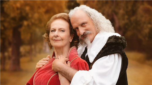Bild för ROMEO OCH JULIA PÅ GULLBACKEN, 2020-10-13, Teatersalongen i Spira