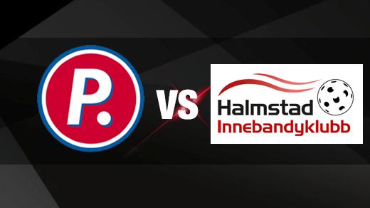 Bild för FBC PARTILLE vs HALMSTAD IBK, 2020-10-24, Partillebohallen