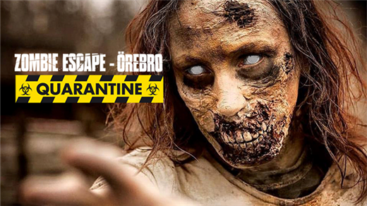 Bild för Zombie Escape Quarantine Örebro, 2018-10-30, Zombie Escape Quarantine Örebro