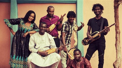 Bild för Mix Musik pres. Bassekou Kouyaté (MLI) LIVE, 2019-11-15, Babel