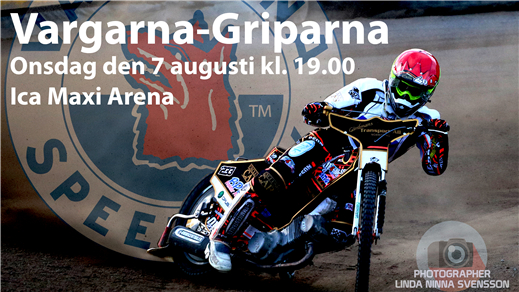 Bild för Vargarna-Griparna, 2019-08-07, ICA Maxi Arena