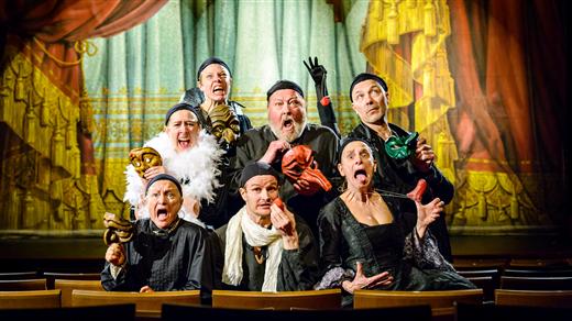 Bild för Tartuffe - Teater V-Norrland, 2018-04-25, Folkan Teater
