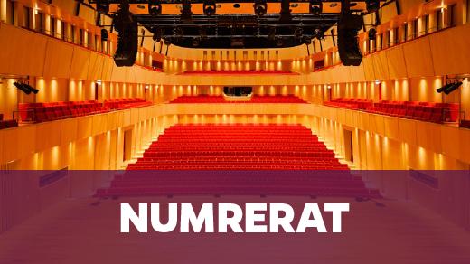 Tjajkovskijs Pianotrio - Kulturhuset Spira - Jönköping - 20 april 2021