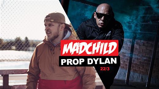 Bild för Madchild & Prop Dylan på Liljan, 2019-03-22, Liljan