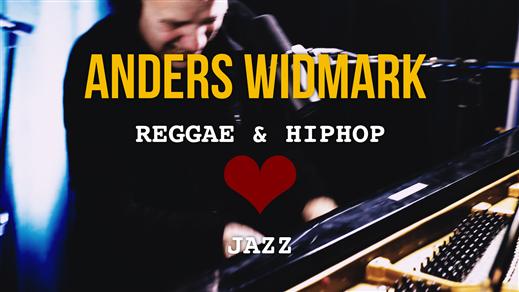 """Bild för Anders Widmark """"Reggae & Hip Hop loves Jazz"""", 2021-10-20, MAGASINET"""