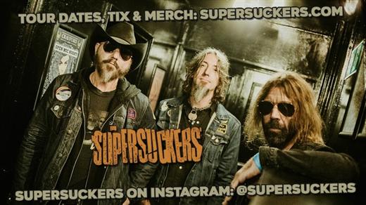 Bild för Supersuckers, 2022-05-22, Folk Å Rock