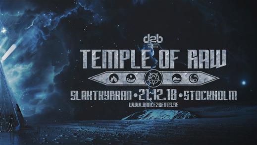 Bild för Temple of RAW, 2018-12-21, Slaktkyrkan
