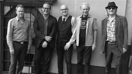 Bild för Bill Öhrström/Patrik Boman – Blues into Jazz, 2020-01-25, Hallsbergs Jazz- och Bluesklubb
