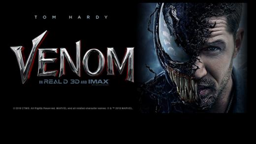 Bild för Venom 3D, 2018-10-14, Järpenbion