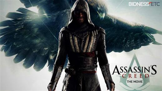 Bild för Assassin's Creed, 2017-01-22, Järpenbion
