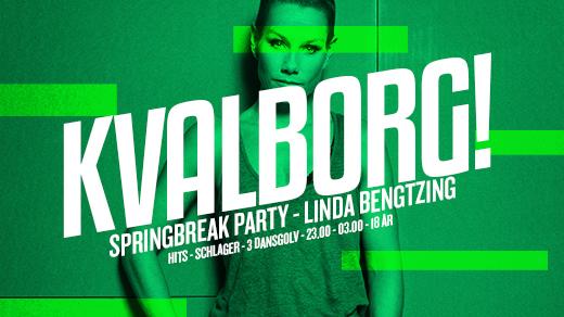 Bild för Kvalborg - Linda Bengtzing, 2018-04-29, Birgerjarl Nattklubb