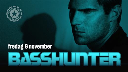 Bild för Basshunter, 2020-11-06, Nöjesfabriken