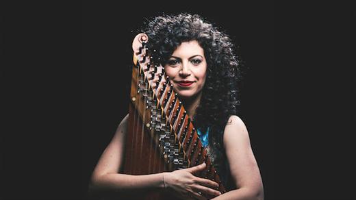 Bild för 191205 Maya Youssef, 2019-12-05, Stallet - Världens Musik