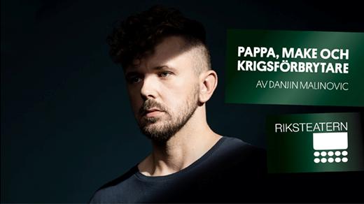 Bild för Pappa, make, krigsförbrytare, 2020-02-03, Studion, Umeå Folkets Hus