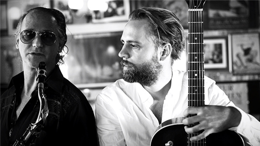 Bild för Jimmy Halperin with Pål Nyberg Trio, 2019-02-21, Fasching