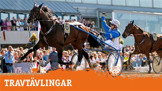 Bild för Travtävlingar, 2020-06-25, Åby Arena