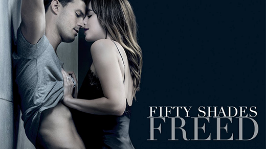 Bild för Fifty Shades Freed  (15 år)  Premiär, 2018-02-09, Biosalongen Folkets Hus