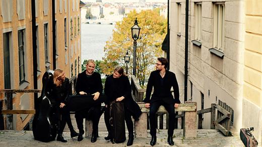 Bild för Treitlerkvartetten, 2017-11-08, Gamla Kyrkan Östersund