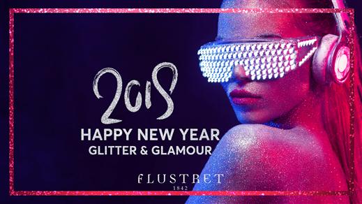 Bild för Nyårsafton - Glitter & Glamour, 2018-12-31, Flustret