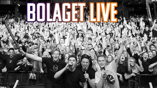 Bild för BOLAGET, 2020-09-12, Halmstad Live