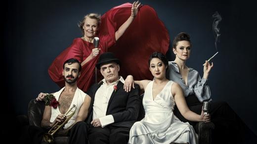 Bild för Love Songs, 2020-04-15, Folkets Hus Teatersalongen
