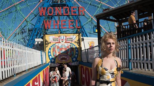 Bild för Eftermiddagsfilm:Wonder Wheel, 2018-04-11, Metropolbiografen