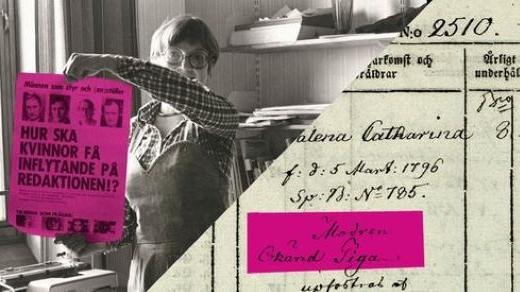 Bild för Häxor, barnamord, sedlighet och revolution!, 2021-10-20, Historiska museet Digitala program