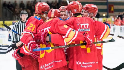 Bild för Kalmar HC vs Motala AIF HK, 2016-10-19, Iffehallen