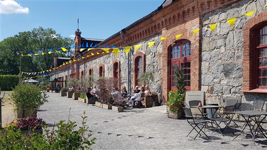 Bild för Grupp Sigtuna - Mässan Trädgård & Uteliv, 2021-05-23, Steninge Slottsby Sigtuna