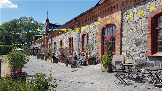 Bild för Sigtuna - Mässan Trädgård & Uteliv, 2021-05-23, Steninge Slottsby Sigtuna