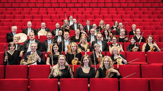 Bild för Uppsala Kammarorkester – Abonnemang 19/20, 2019-09-05, UKK - Stora salen | Musik i Uppland