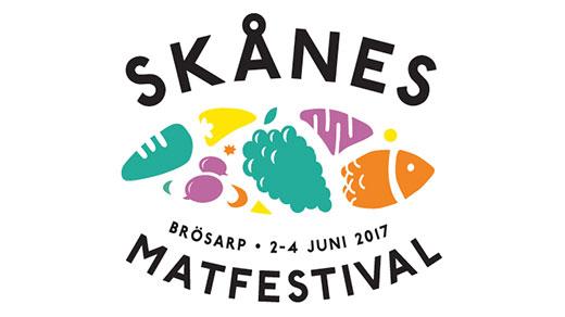 Bild för Skånes Matfestival 2018, 2018-06-08, Skånes Matfestival - festivalområdet