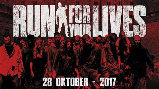 Bild för Run For Your Lives Örebro 28 oktober 2017, 2017-10-28, Örebro City