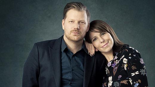 Bild för Musikriket: Vivian Buczek & Martin Sjöstedt, 2020-11-15, Kulturhuset Björnen