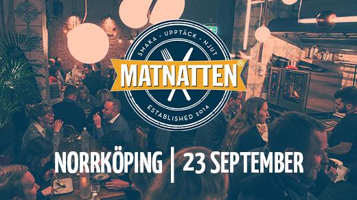 Bild för Matnatten Norrköping, 2021-09-23, Norrköping