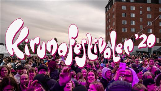Bild för Kirunafestivalen 2020, 2020-06-25, Kirunafestivalen